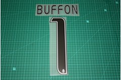 Juventus 15/16 #1 BUFFON Awaykit Nameset Printing