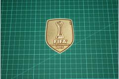 FIFA CLUB WORLD CUP CHAMPIONS BADGE 2015