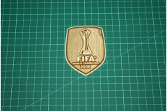 FIFA CLUB WORLD CUP CHAMPIONS BADGE 2017