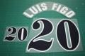Portugal 96/98 #20 LUIS FIGO Homekit Nameset Printing