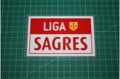 2008-2010 PORTUGAL PRIMEIRA LIGA SARGES BADGE