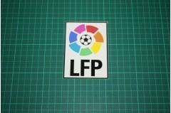 SPANISH LEAGUE LFP BADGES 2004-2006 (Black Line)