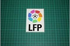 SPANISH LEAGUE LFP BADGES 2004-2015 (No Black Line)