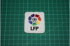 SPANISH LEAGUE LFP BADGES 1998-2003